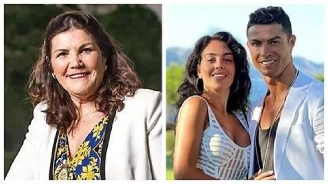 مادر کریستیانو رونالدو معتقد است که جورجینا انگیزهای برای آغاز زندگی مشترک ندارد و تنها بهدلیل مسائل مالی میخواهد همسر رونالدو باشد