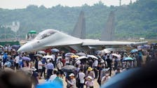 China's high-end military technology touted at biggest air show