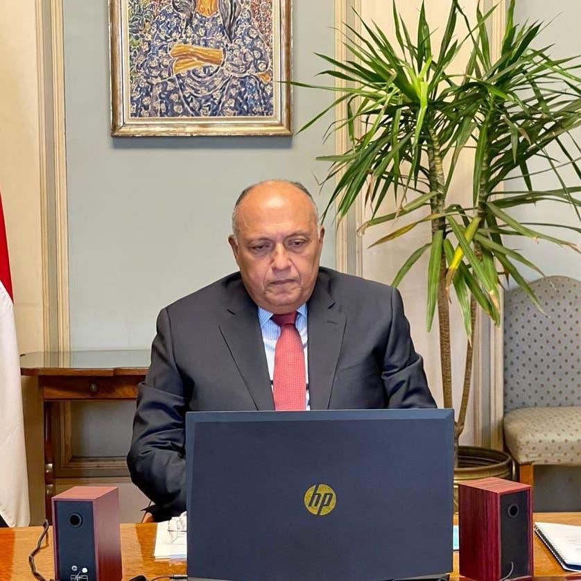 مصر: وجود المرتزقة في ليبيا يؤثر سلبياً على الأمن القومي