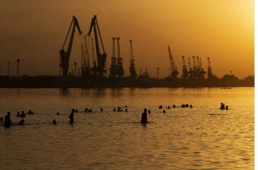 نیروگاه تولید برق در عراق
