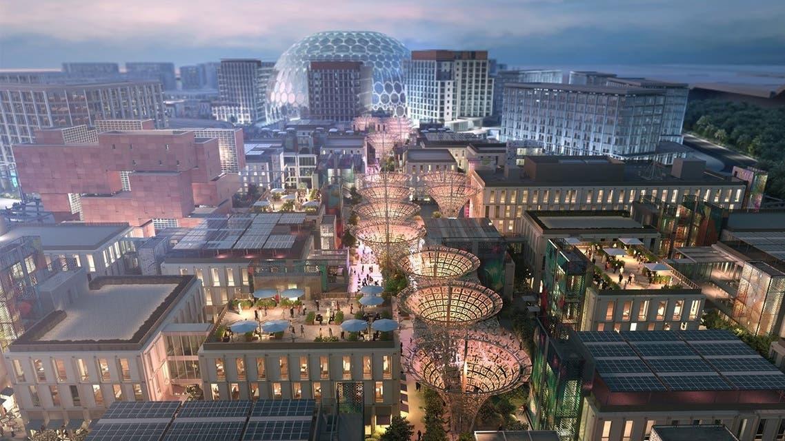 Expo 2020 Dubai will transform into District 2020 - a new urban development in the UAE. (Supplied)