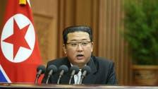 N.Korean leader says US, S.Korea threaten peace with military buildup