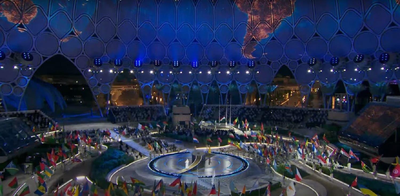 افتتاح معرض اكسبو 2020 في دبي