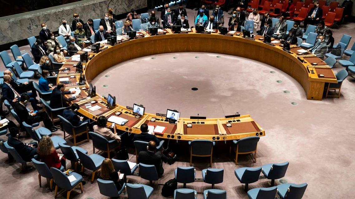 مجلس الأمن الدولي (أرشيفية من فرانس برس)
