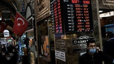 Turkey's forex holdings drop more than $2 bln after rate cut