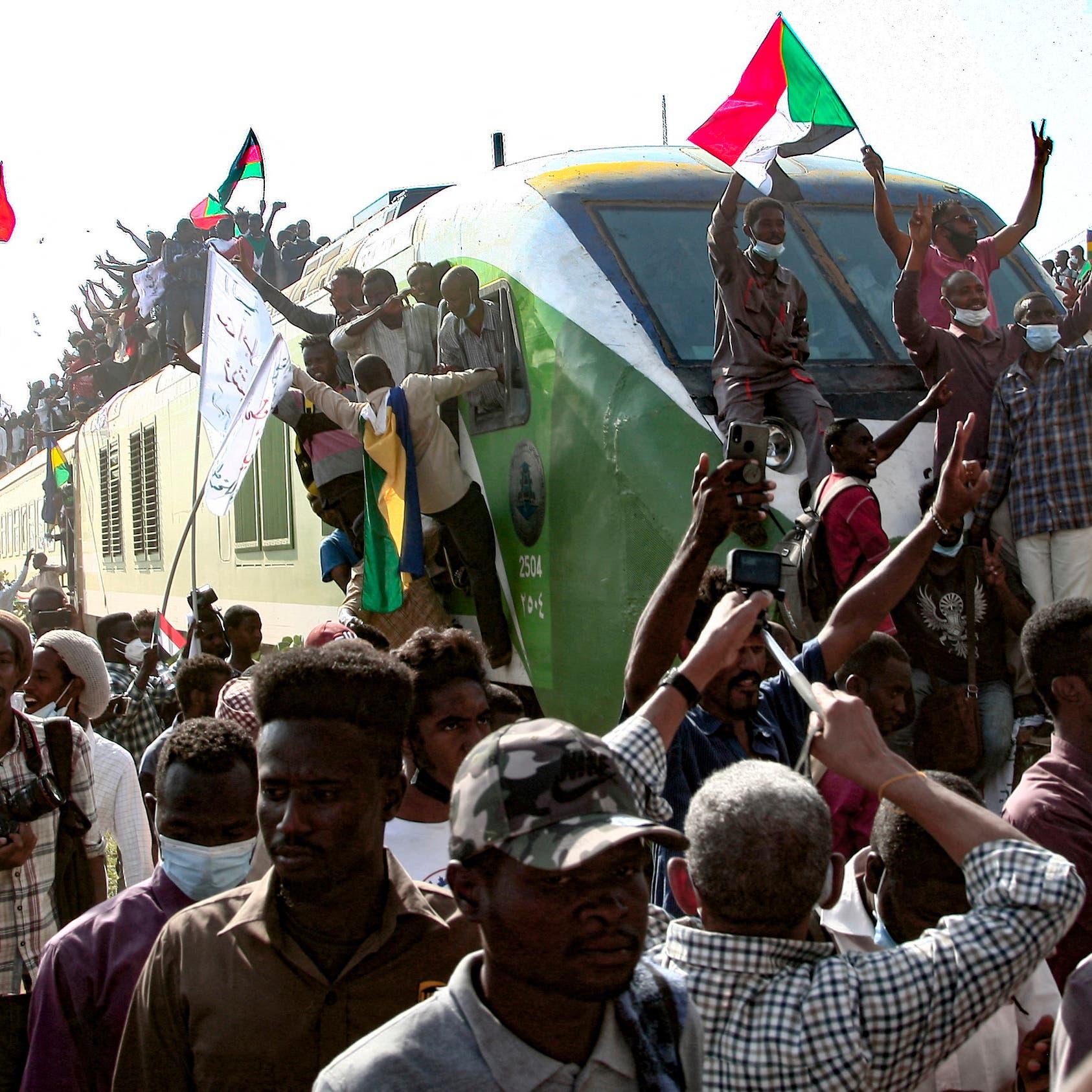 لليوم الثاني.. مواكب دعم للتحول المدني في السودان