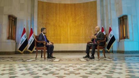 مقابلة خاصة مع الرئيس العراقي برهم صالح