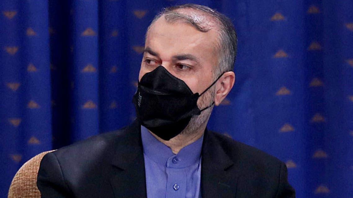 وزير الخارجية الإيراني، حسين أمير عبد اللهيان  (أرشيفية- فرانس برس)