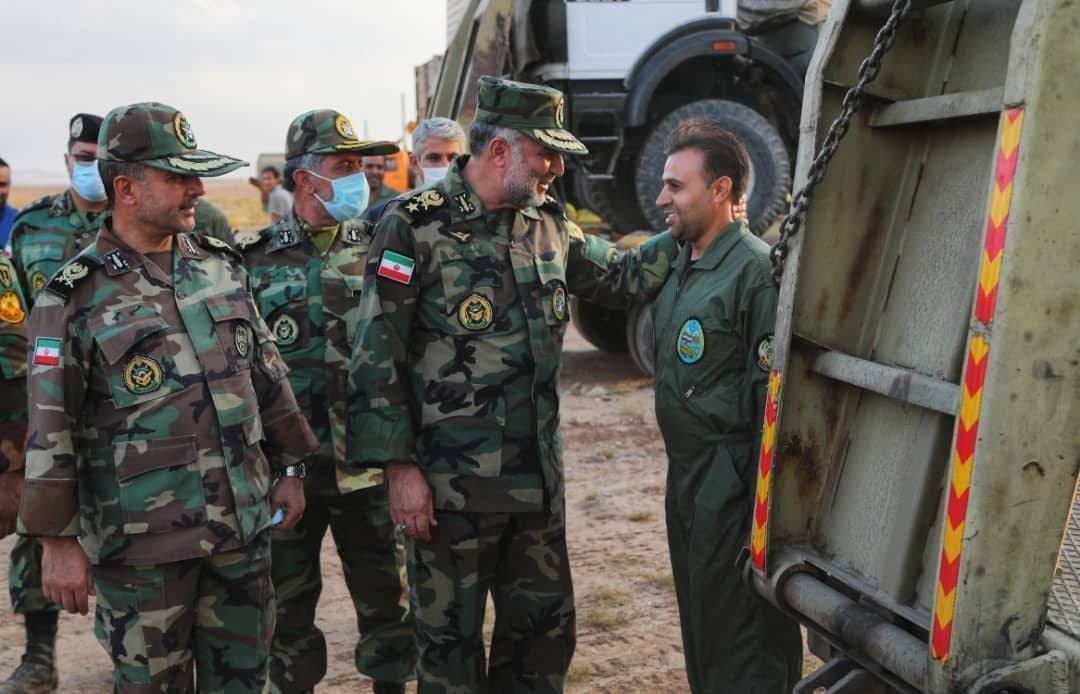 وسط توتر متصاعد.. مناورات عسكرية إيرانية قرب أذربيجان