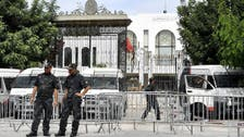 Tunisia police block MPs' access to suspended parliament amid political crisis