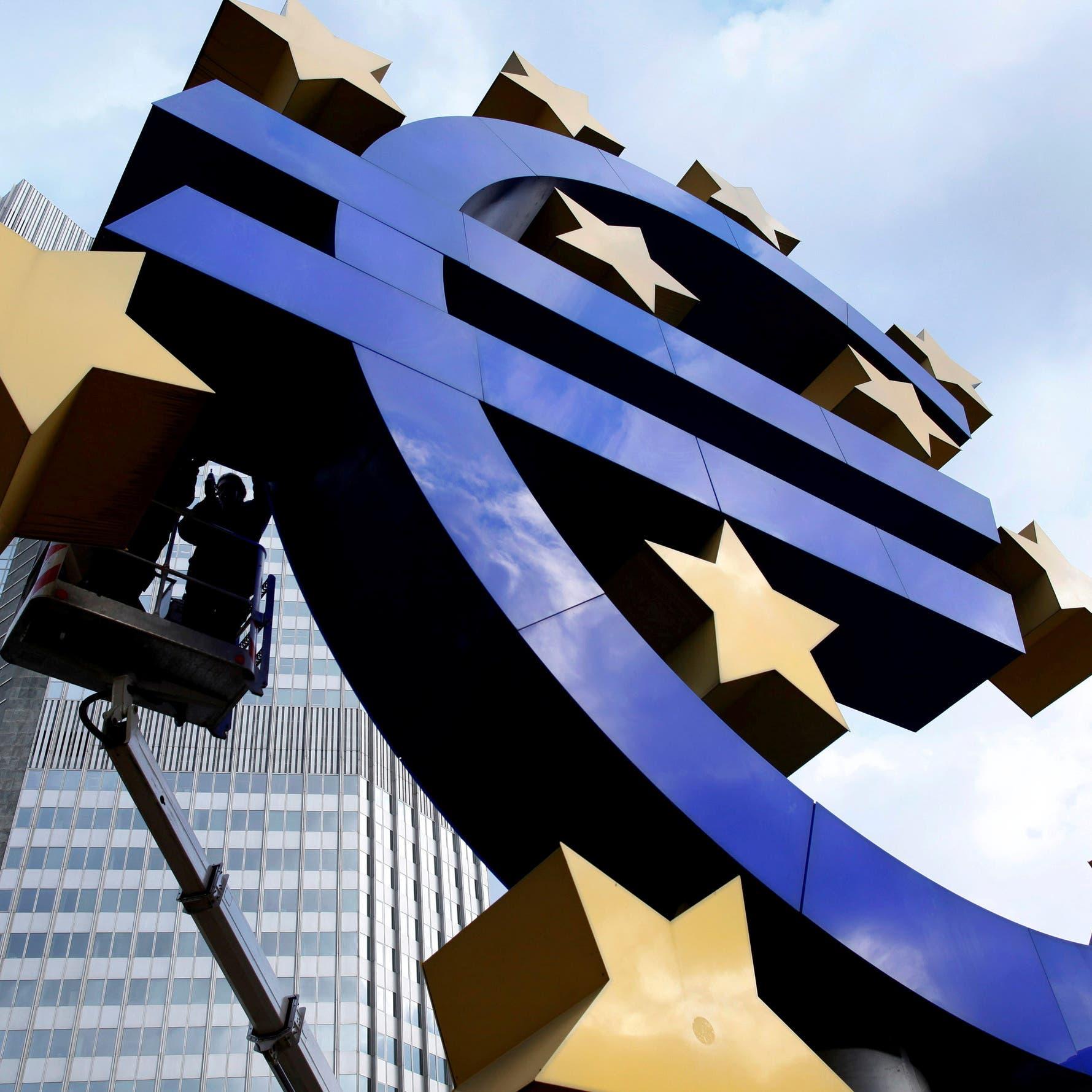 التضخم في منطقة اليورو يثير المخاوف.. مستويات غير معهودةفي 13 عاماً