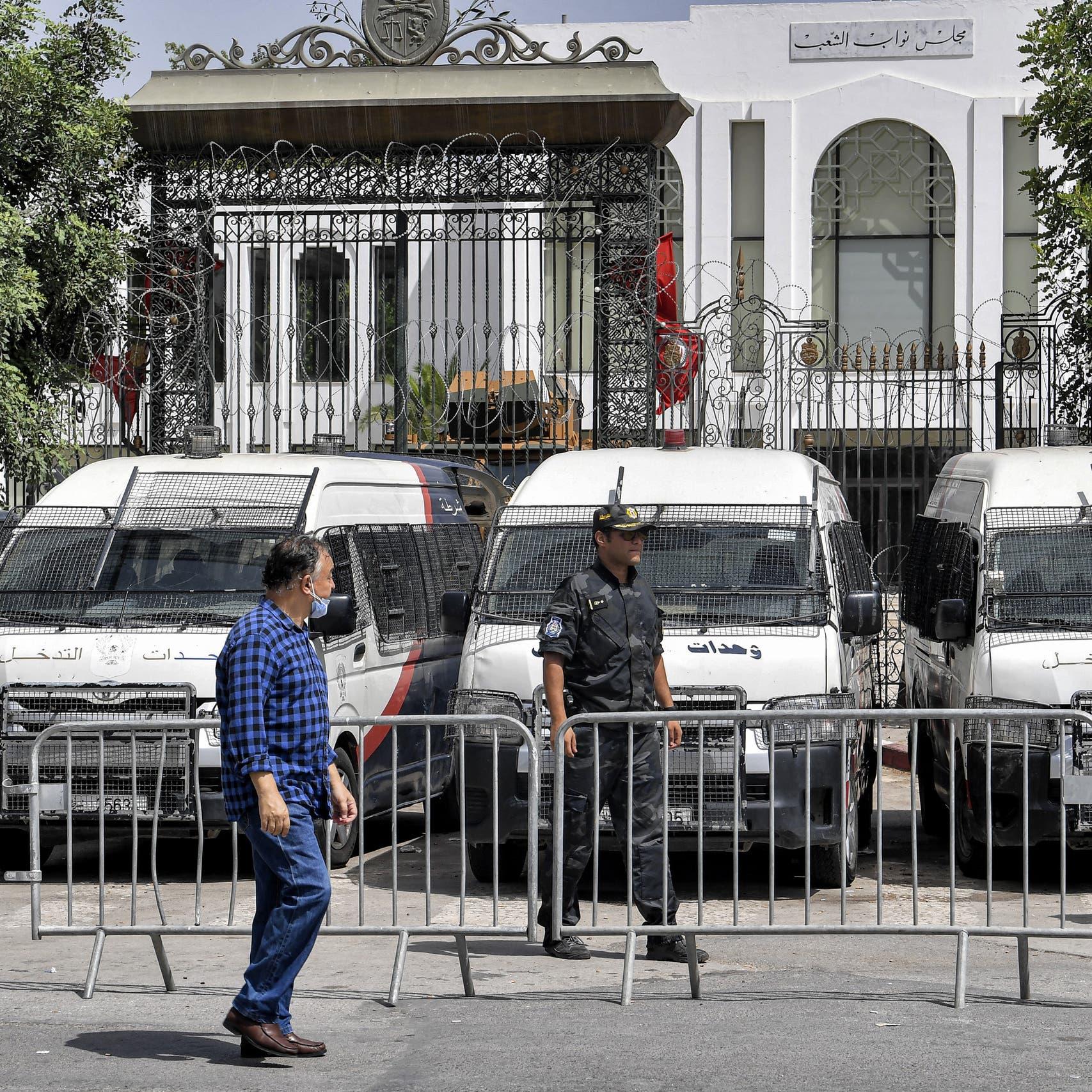 تعطل موقع البرلمان في تونس.. وتوقف تطبيقات تراسل النواب