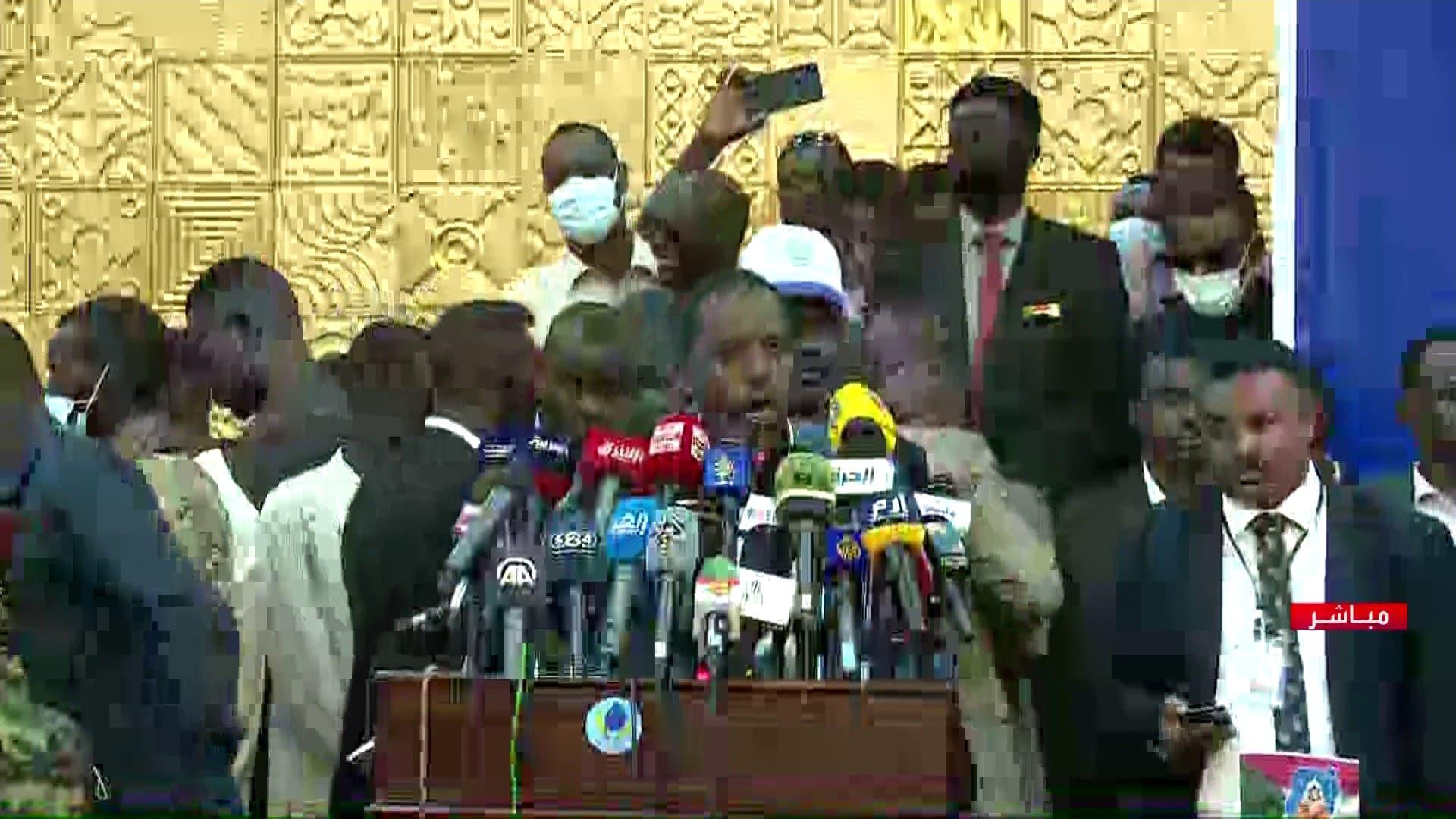 إعلان سياسي لمنشقين عن قوى الحرية والتغيير في السودان