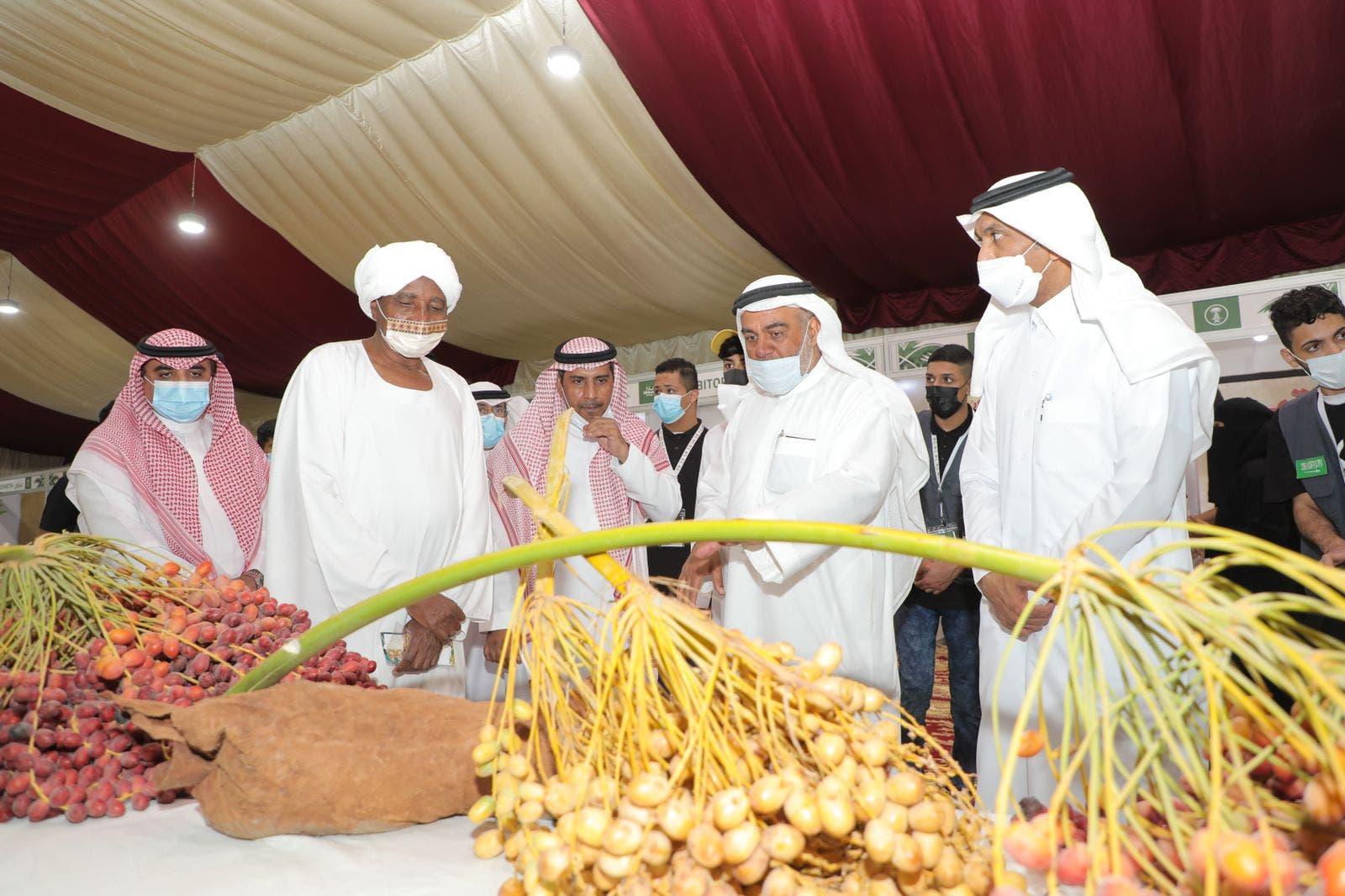 جانب من حضور مدير عام المنظمة العربية للتنمية الزراعية