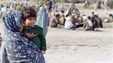 فاجعه در افغانستان؛ مادری آواره نوزاد خود را فروخت