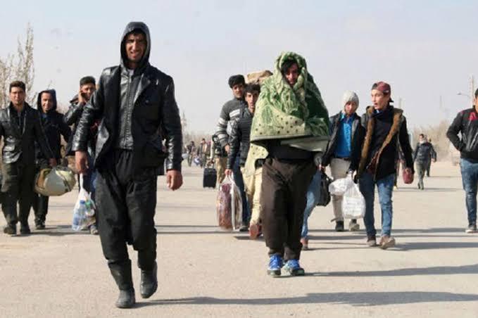 پناهجویان افغانستانی