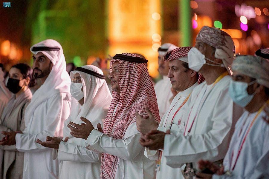 افتتاح جناح السعودية في إكسبو 2020 دبي