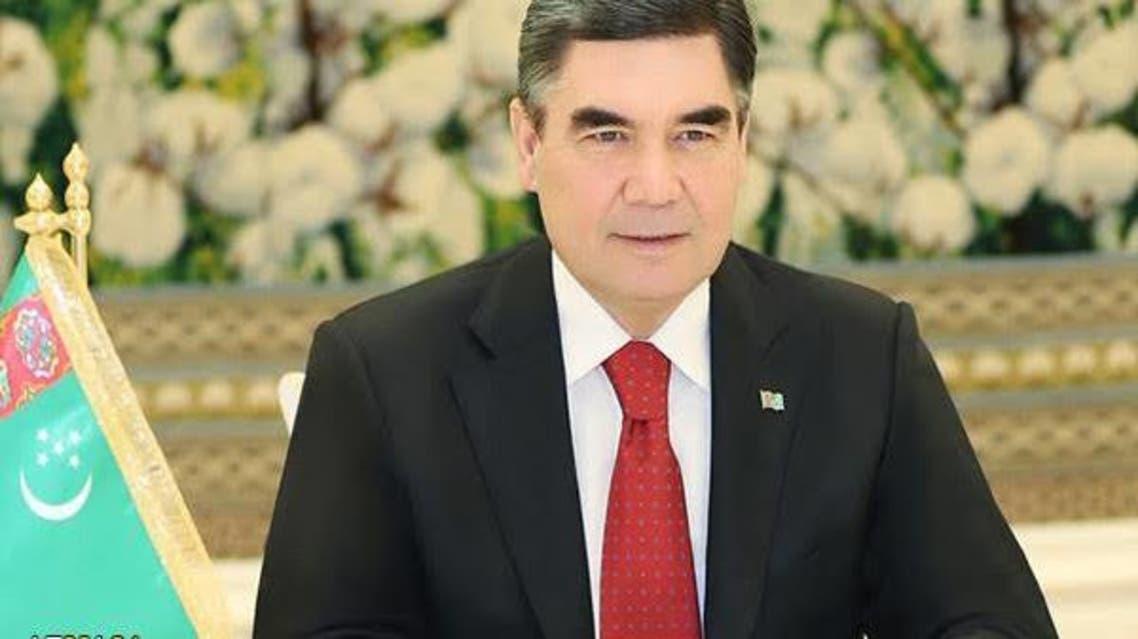قربانقلی بیردی محمدوف، رئیس جمهوری ترکمنستان