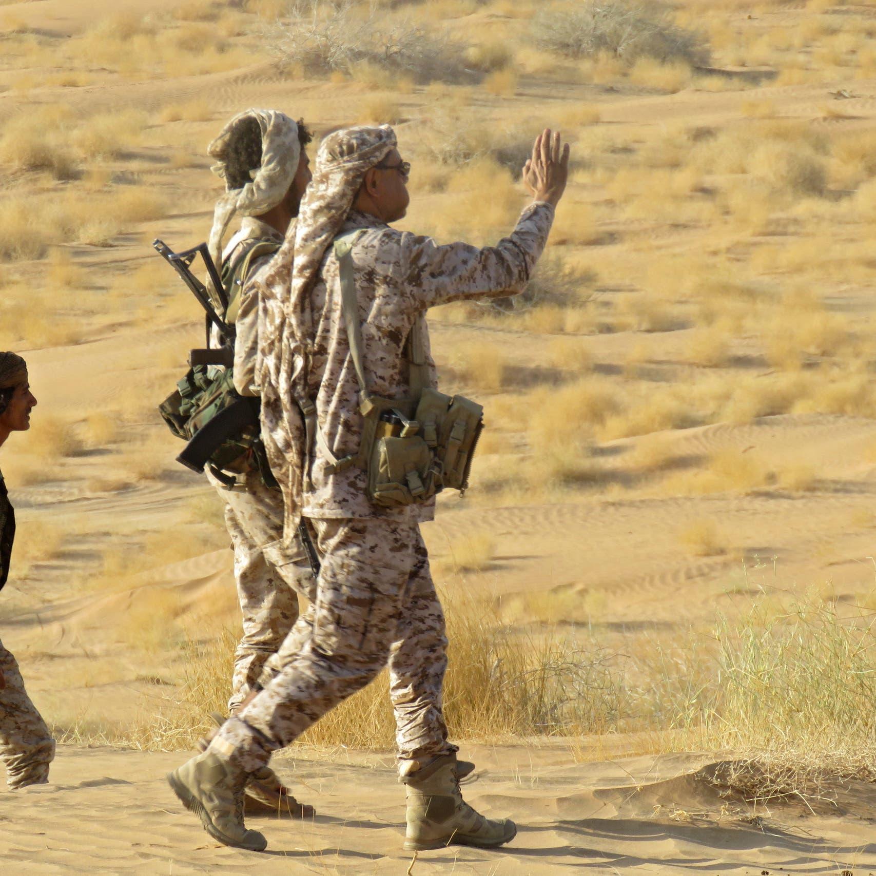 التحالف: نحمي مدنيي العبدية من حصار ميليشيا الحوثي