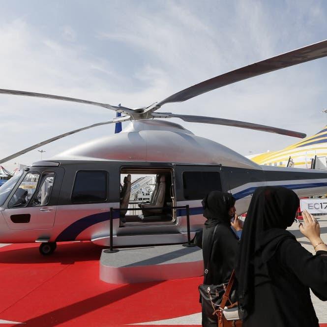 حادث مروع في أبوظبي.. سقوط طائرة إسعاف ومقتل 4