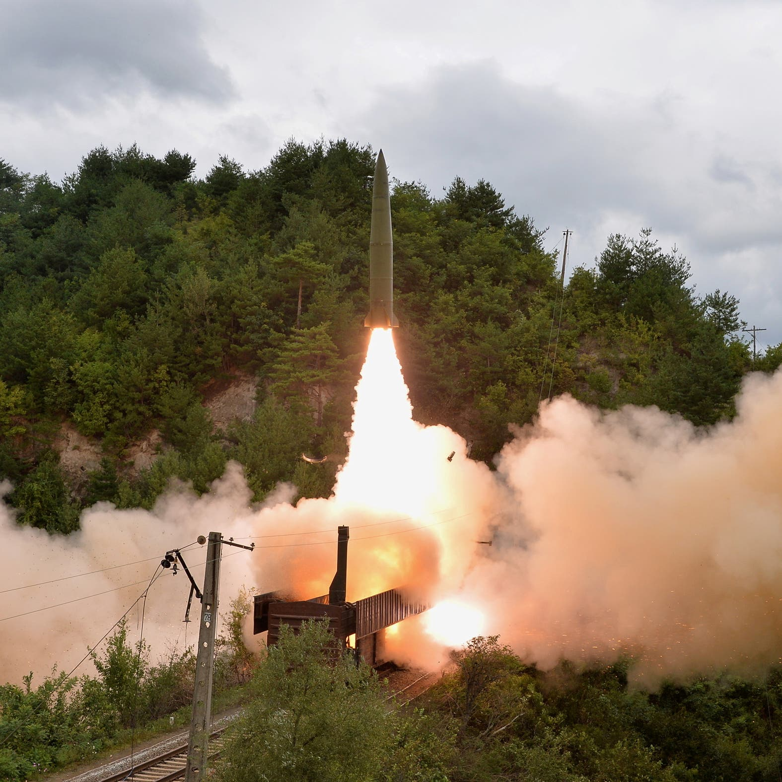 كوريا الشمالية تتهم مجلس الأمن الدولي بازدواجية المعايير
