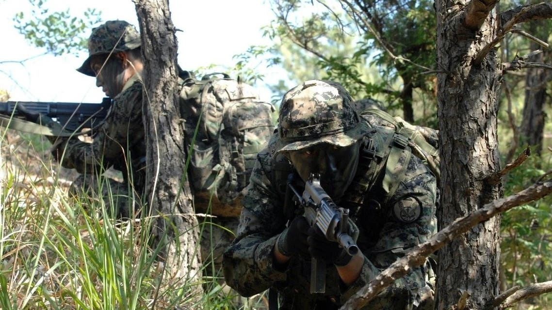 Korean Special Forces Wikimedia