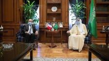 سعودی وفرانسیسی وزراء خارجہ کا علاقائی اور بین الاقوامی امور پر تبادلہ خیال
