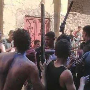 ضبط شباب رقصوا عراة.. ومارسوا طقوساً غريبة بحفل عرس في مصر