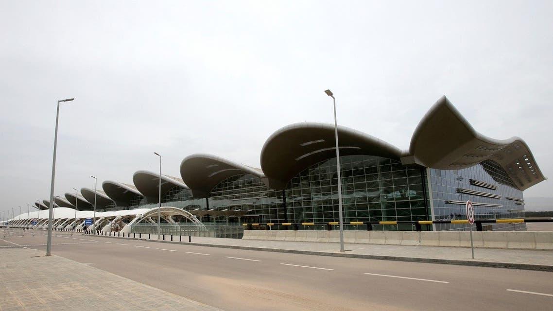 General view shows Algiers Airport, as Algeria resumed some international flights, amid the coronavirus disease (COVID-19) outbreak, in Algiers, Algeria June 1, 2021.  (AFP)