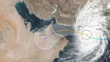 طوفان «شاهین» دو استان ایران را گرفتار و 52 نفر را راهی مراکز درمانی کرد