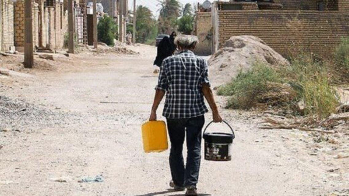 بحران آب در خوزستان