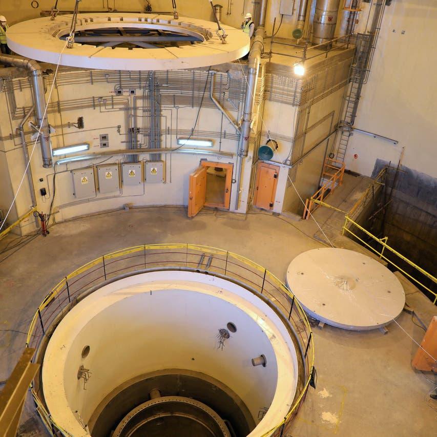 إيران تعلن مواصلة تخصيب اليورانيوم وإعادة تشغيل مفاعل أراك