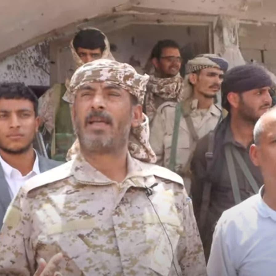 رئيس أركان اليمن من على أنقاض مجزرة الحوثي بمأرب: سننتصر