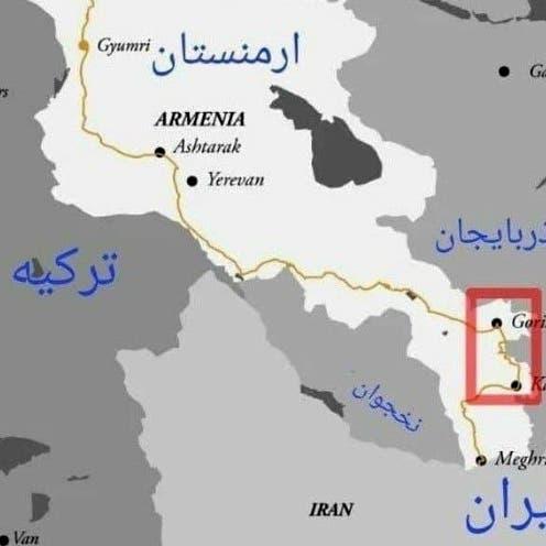 إيران: سنحذف أذربيجان من خارطة الترانزيت بيننا وبين أوروبا