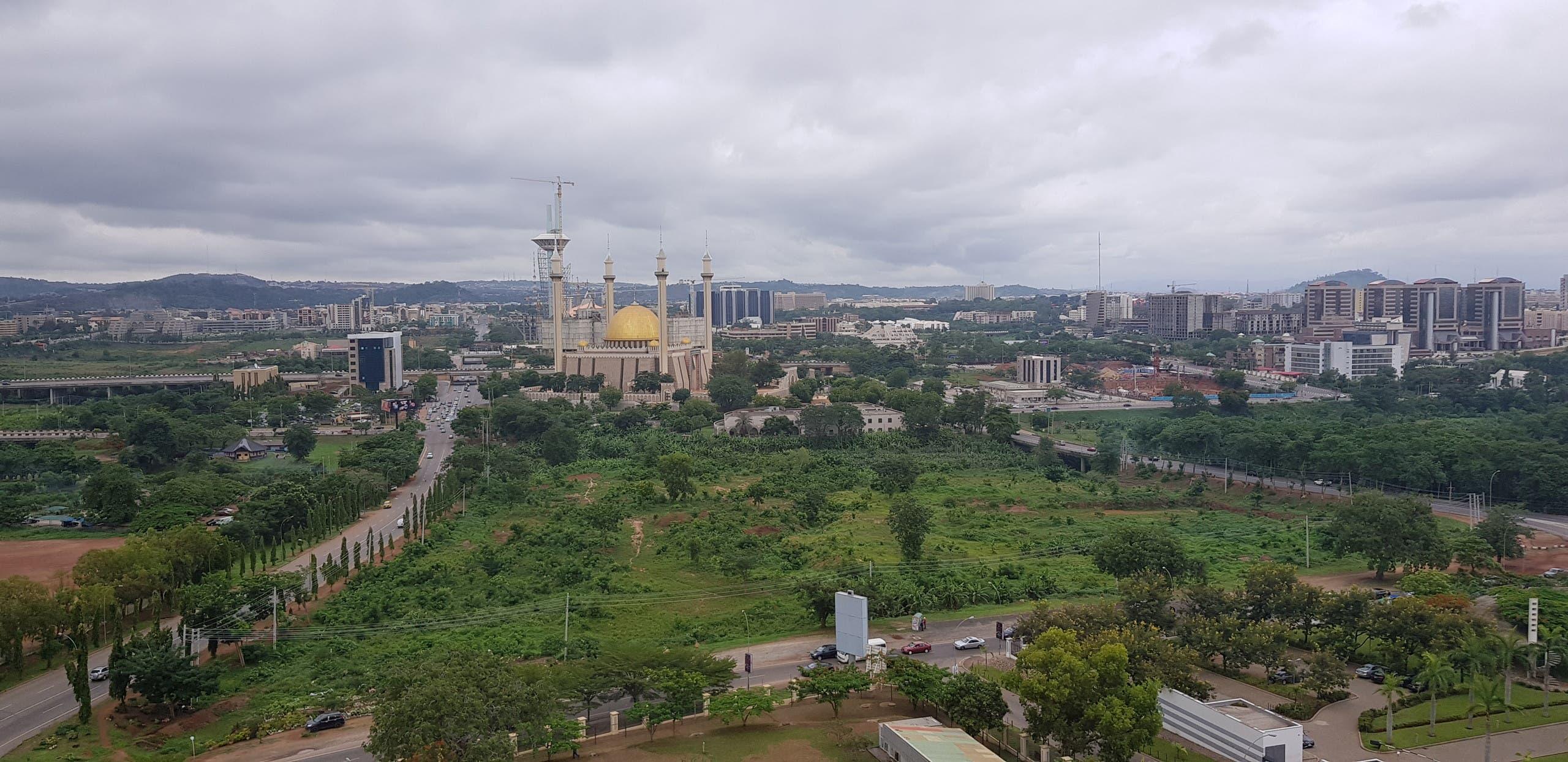 العاصمة أبوجا