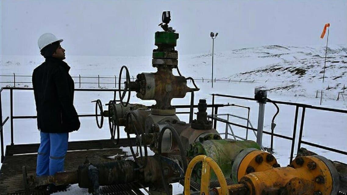 واردات گاز
