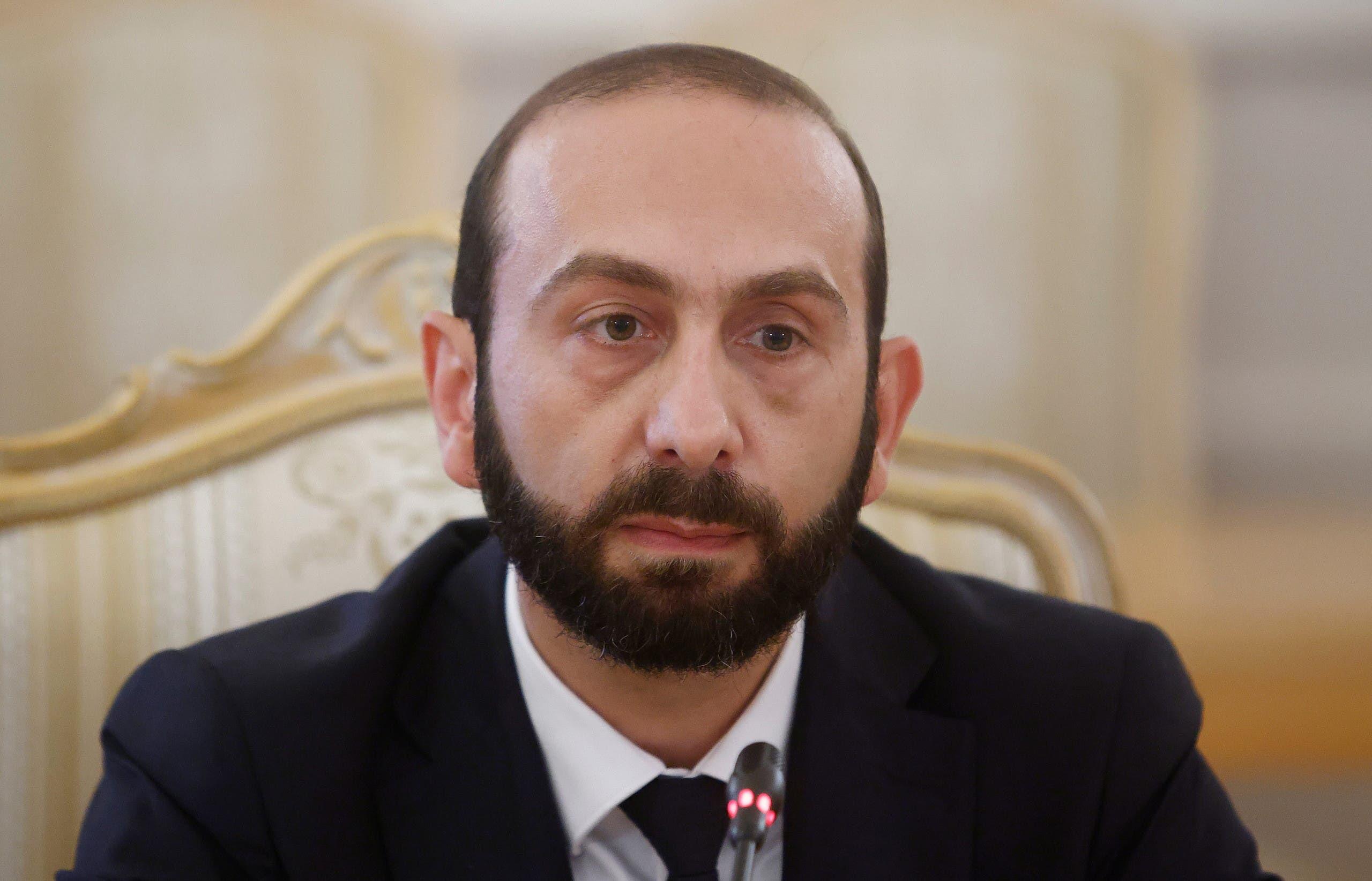 وزير الخارجية الأرميني أرارات ميرزويان