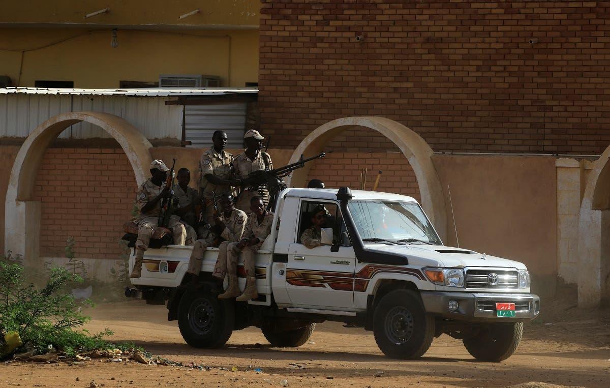 قوات أمنية في الخرطوم (أرشيفية- رويترز)