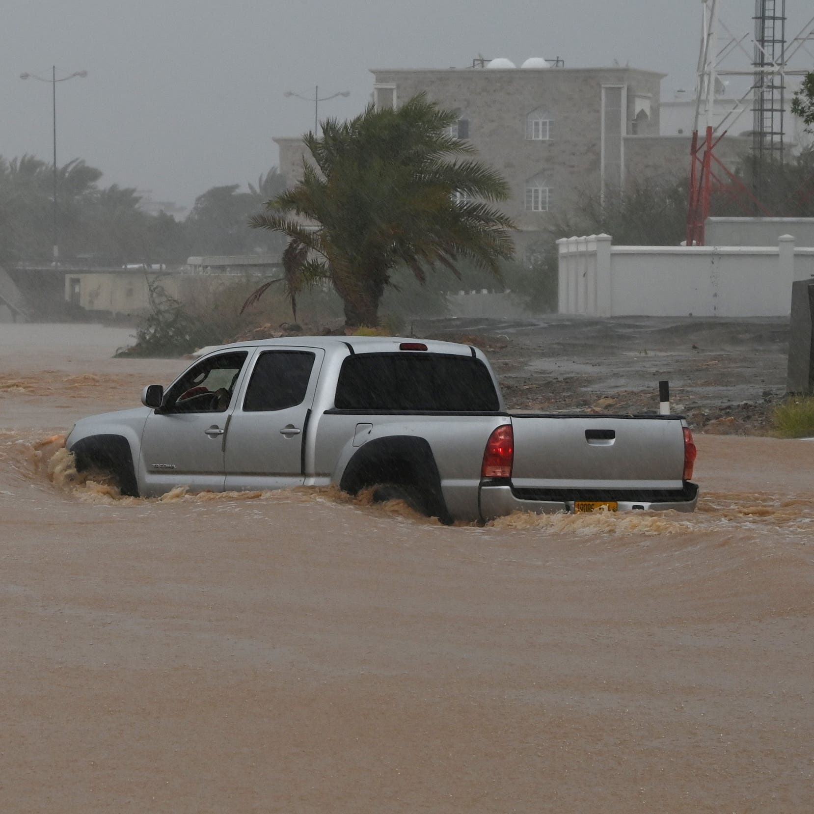 How did Oman's tropical storm 'Shaheen' get its name?