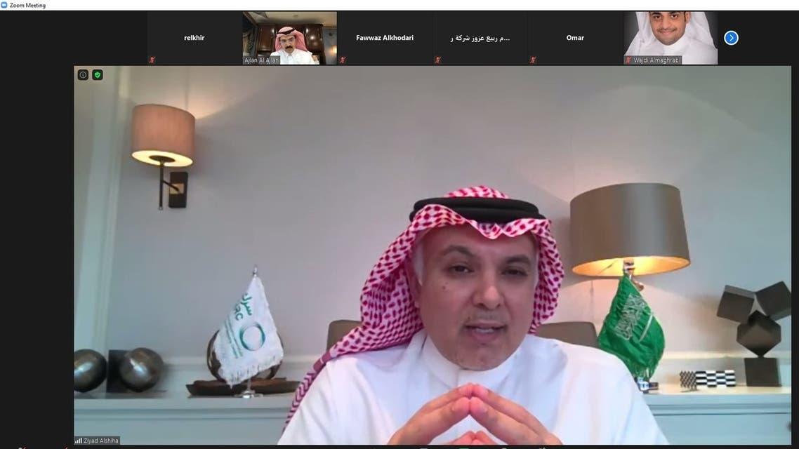 الرئيس التنفيذي لشركة سرك المهندس زياد الشيحة
