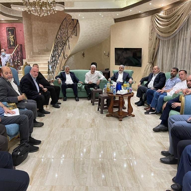 برعاية مصر.. حماس توافق على تثبيت الهدنة مع إسرائيل
