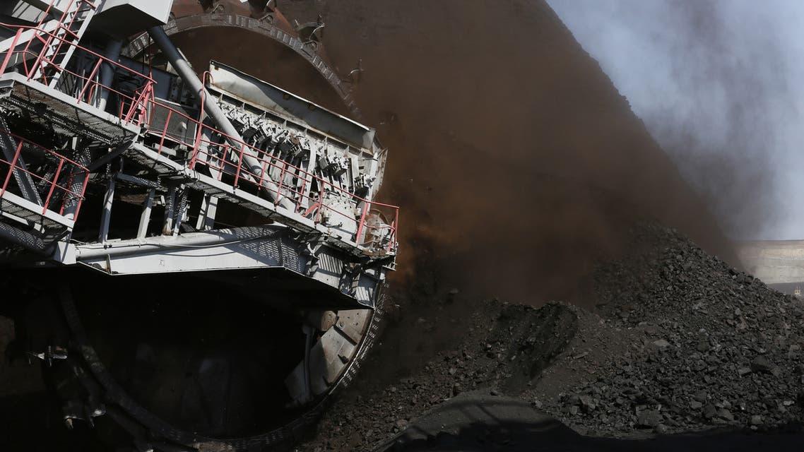 منجم للفحم