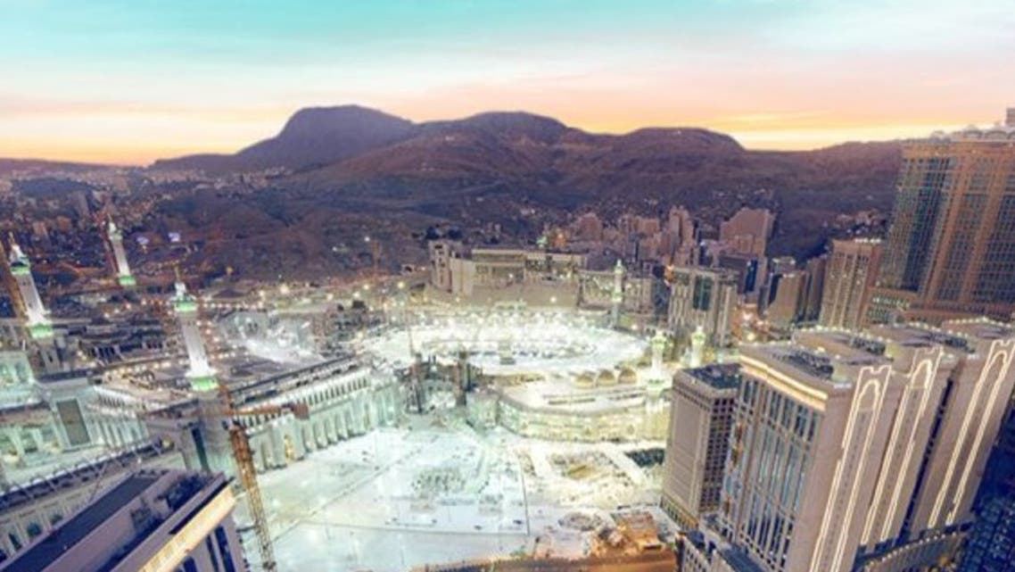 Jabal Omar Development Company operates the Jabal Omar complex of hotels and residential and commercial property within walking distance of the Grand Mosque in the Muslim holy city of Mecca. (Twitter)