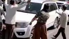 ضرب و شتم مردم در سفر استانی توسط محافظان رئیس جمهوری ایران