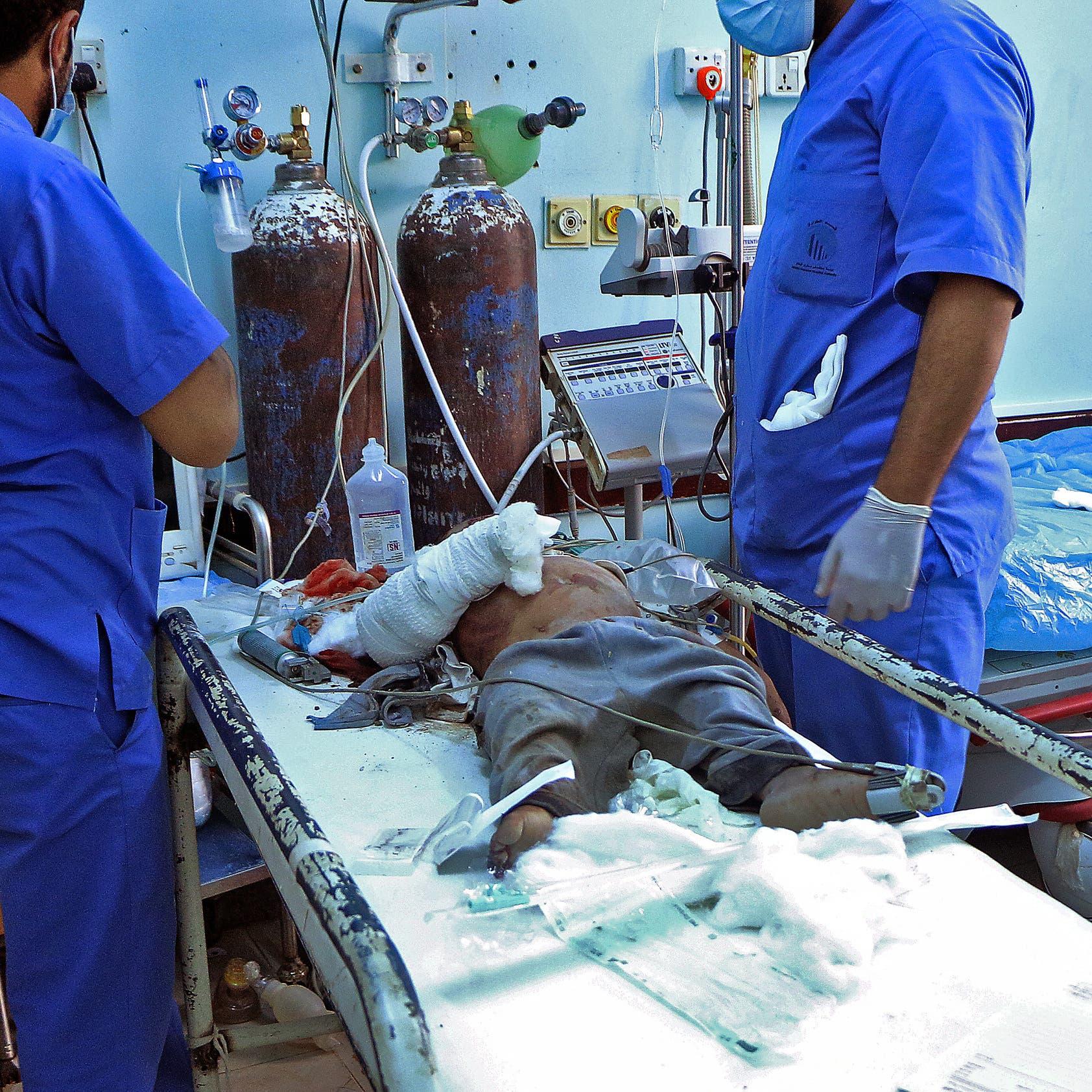 مأرب.. 2451 جريمة حوثية في مديرية العبدية خلال 3 أسابيع