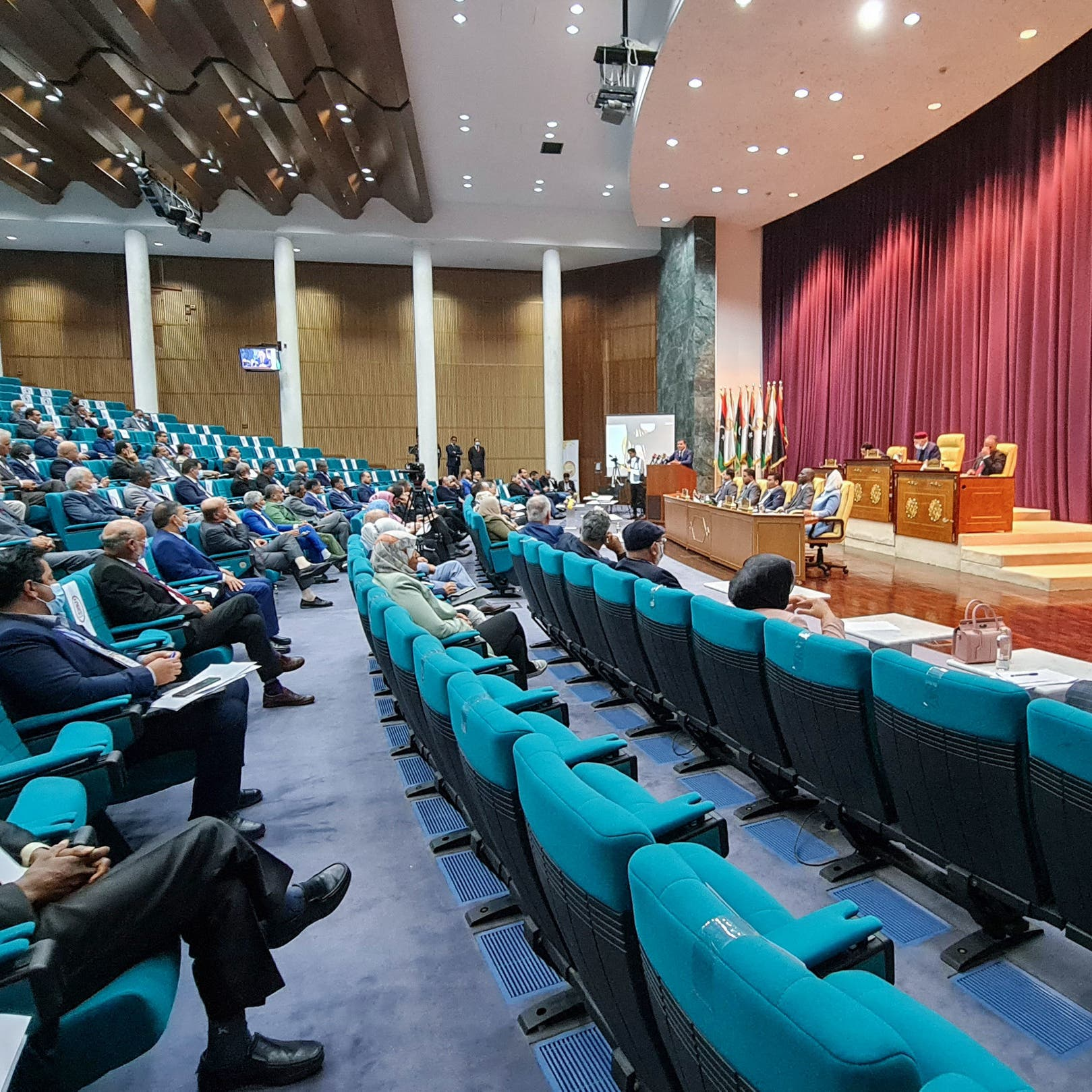 عود على بدء.. المجلس الأعلى يرفض قانون البرلمان الليبي