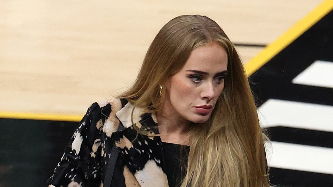 British singer Adele. (File photo: AFP)