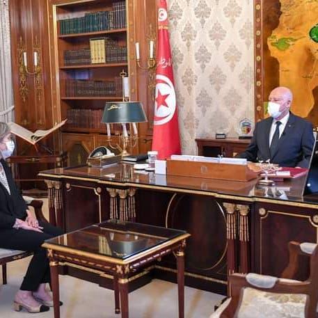 تونس.. سعيد يدعو بودن الى التسريع في تشكيل الحكومة