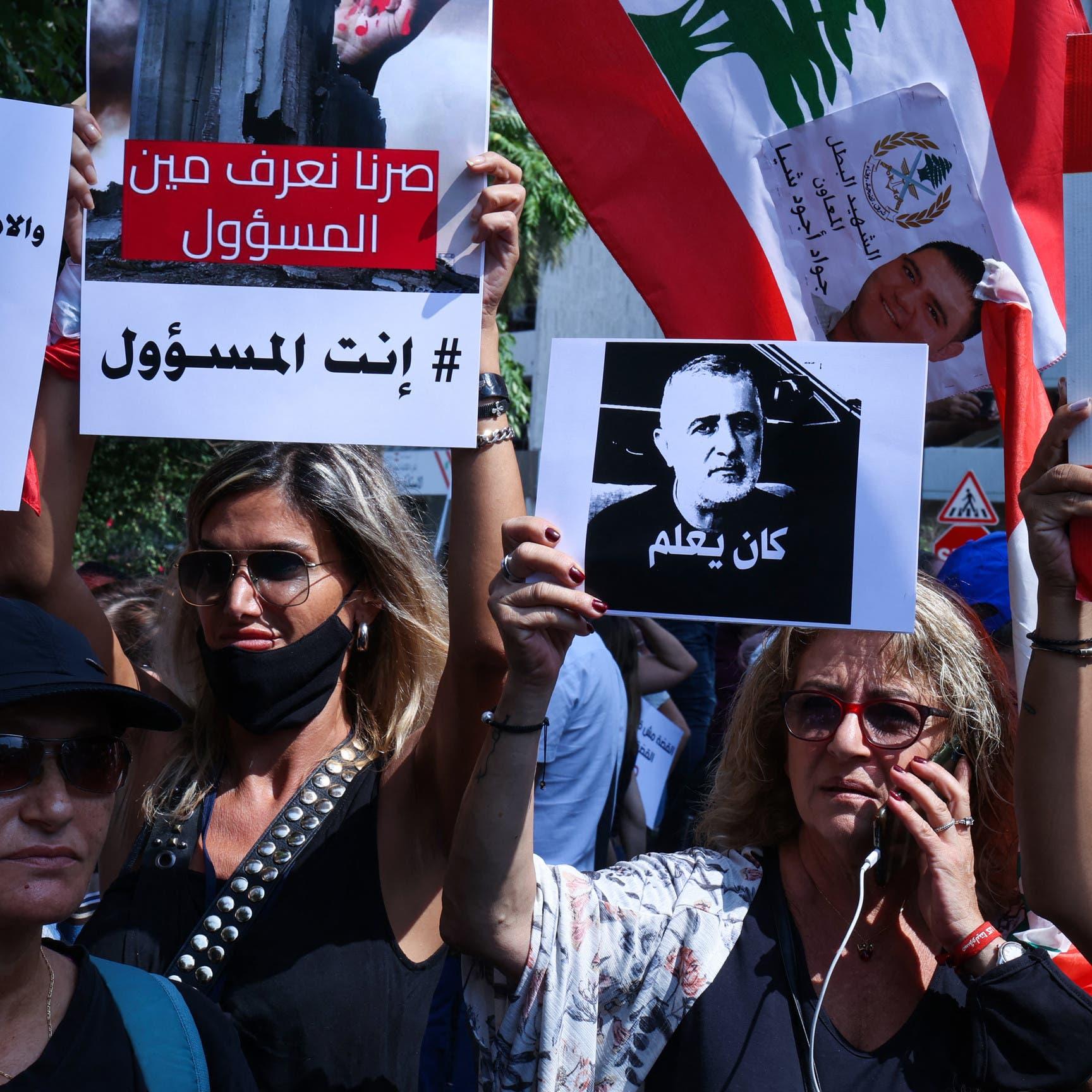 تحقيق مرفأ بيروت.. ماذا حل بتهديد حزب الله للقاضي؟