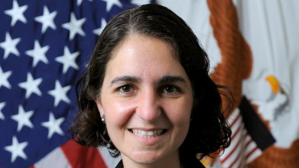 مساعدة وزير الدفاع الأميركي مارا كارلين